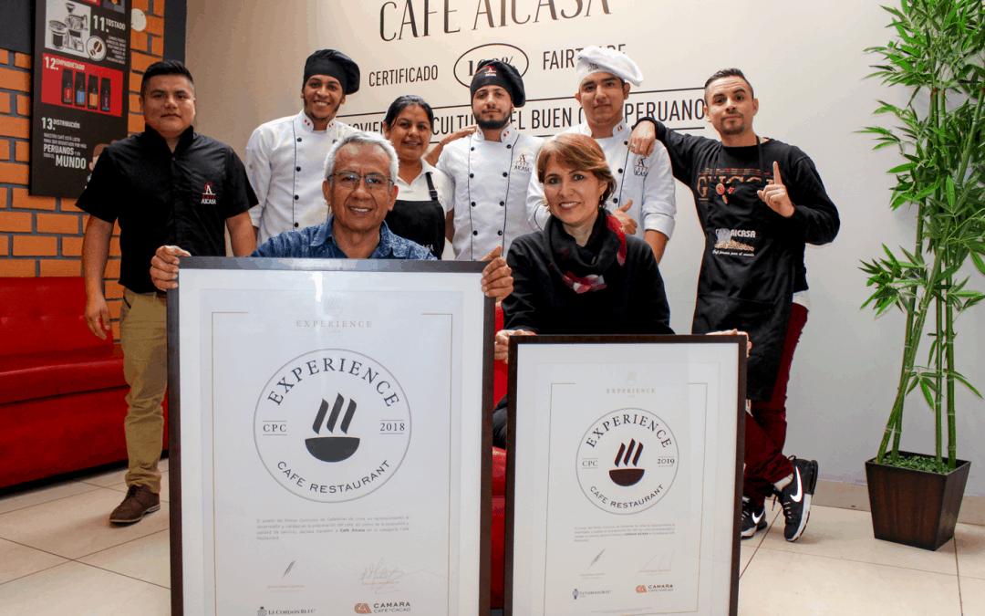CAFÉ AICASA COMO LA MEJOR CAFETERÍA RESTAURANTE DE LIMA 2019