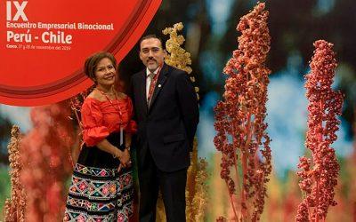 NUESTRA PARTICIPACIÓN EN EL IX ENCUENTRO EMPRESARIAL BINACIONAL PERÚ- CHILE 2019
