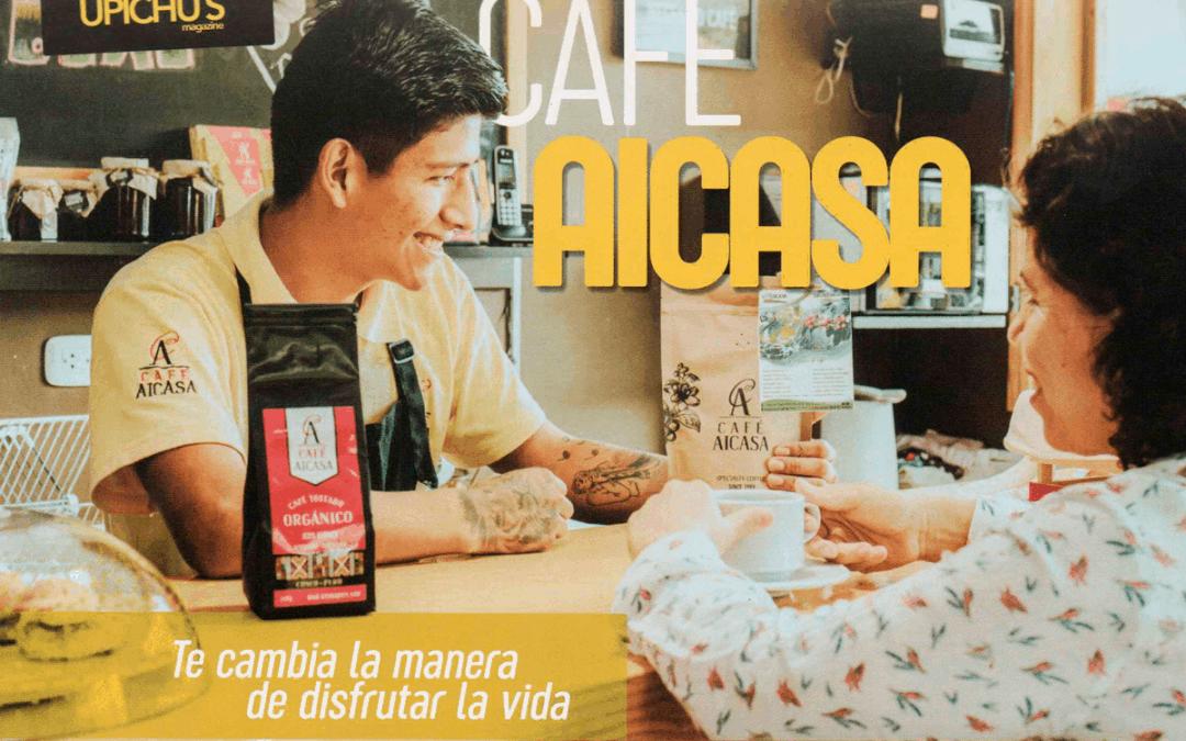 NOTA DE UPICHU'S SOBRE LA VISITA A CAFÉ AICASA